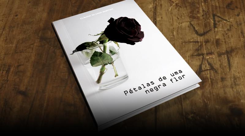 Livro - Pétalas de uma negra flor