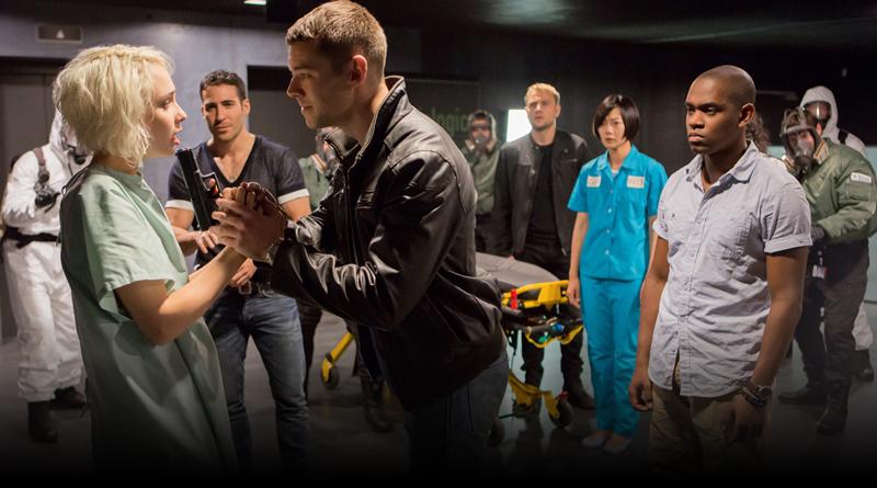 Série Sense8, da Netflix