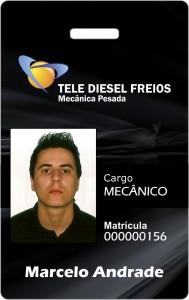 Crachá - Tele Diesel Freios
