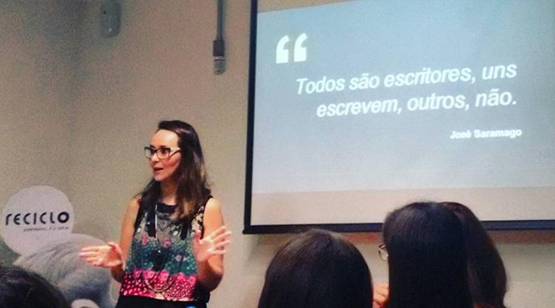 Curso Redação Criativa, com Julie Fank - Escola de Escrita