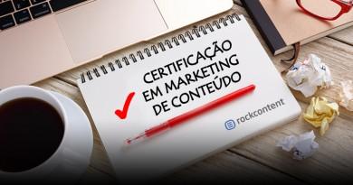 Curso – Marketing de Conteúdo Rockcontent