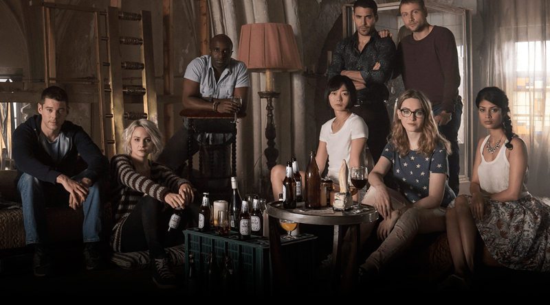 Cancelamento de Sense8 tira máscara da Netflix